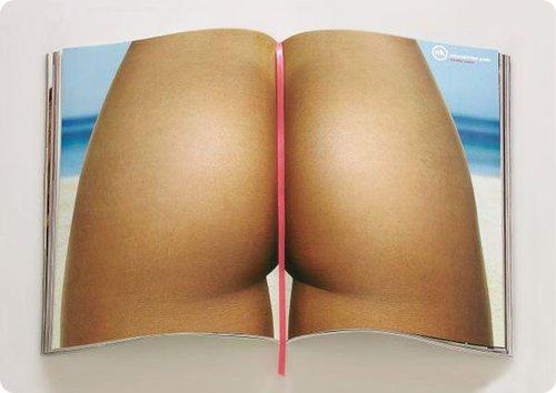 112 Top 35 des publicités de magazines originales et insolites