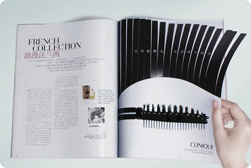 13.1 Top 35 des publicités de magazines originales et insolites