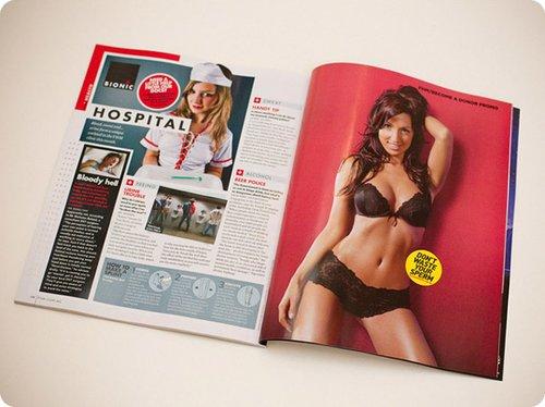 17.1 Top 35 des publicités de magazines originales et insolites
