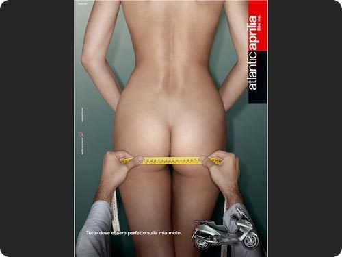 19 Top 60 des publicités qui usent (et abusent) du sexe