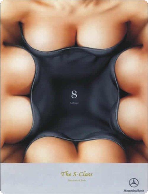 20 Top 60 des publicités qui usent (et abusent) du sexe