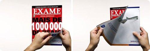 251 Top 35 des publicités de magazines originales et insolites