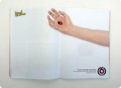 261 Top 35 des publicités de magazines originales et insolites
