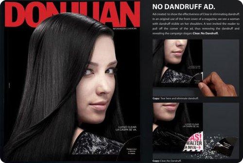361 Top 35 des publicités de magazines originales et insolites