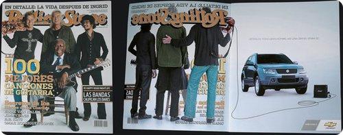 401 Top 35 des publicités de magazines originales et insolites