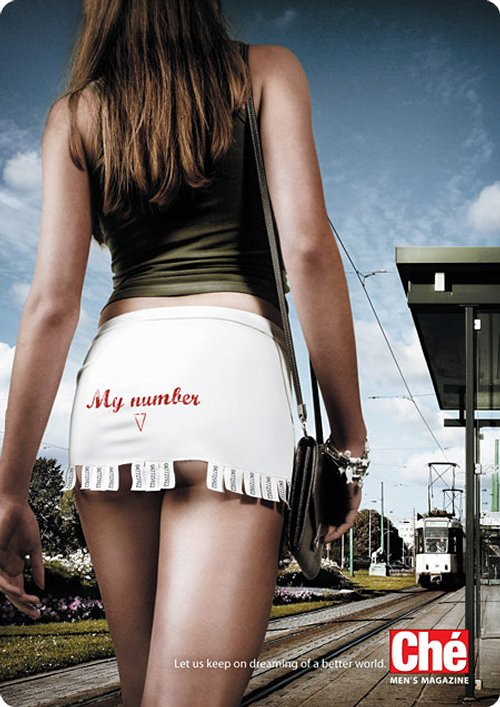 45 Top 60 des publicités qui usent (et abusent) du sexe