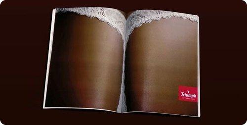 82 Top 35 des publicités de magazines originales et insolites