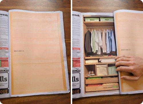 92 Top 35 des publicités de magazines originales et insolites