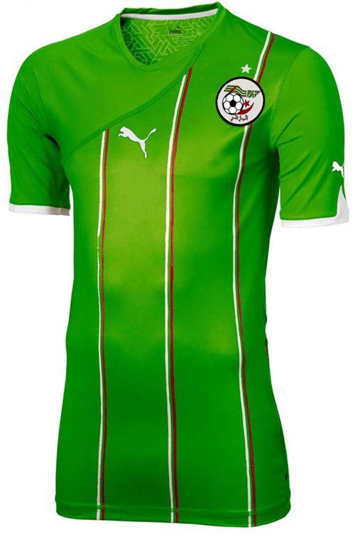 Maillots de la coupe du monde 2010! Algerie_ext