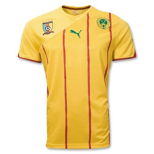 Maillots de la coupe du monde 2010! Cameroun_away