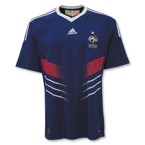 Maillots de la coupe du monde 2010! France_home
