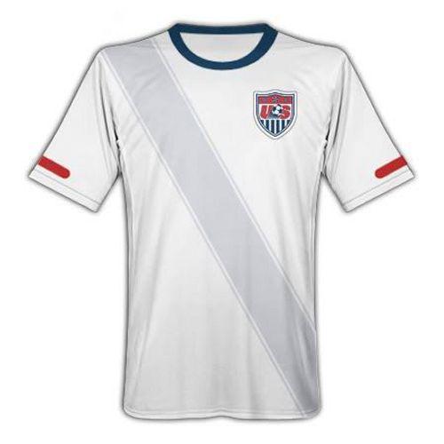 Maillots de la coupe du monde 2010! Usa_home