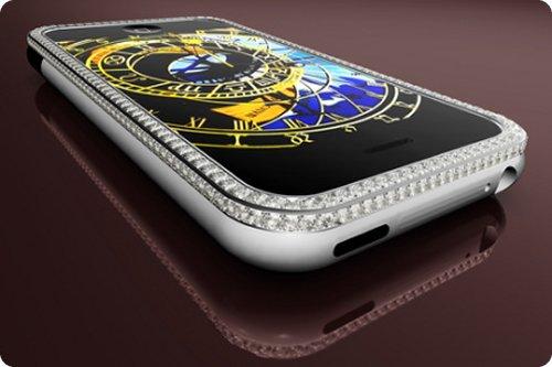 princess Top 10 des téléphones portables les plus chers du monde