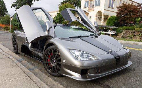voiture rapide008 Top 10 des voitures les plus rapides du monde
