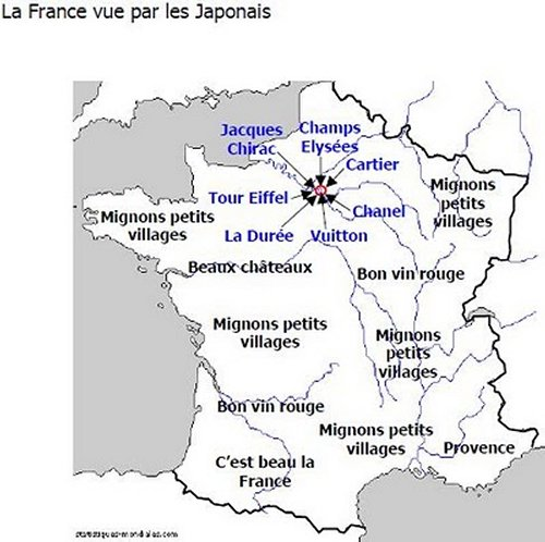 191 Top 20 des La France vue par...