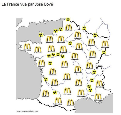 83 Top 20 des La France vue par...