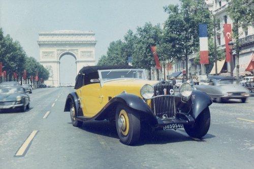 Delage D8S1 Top 10 des voitures françaises les plus classes de lhistoire