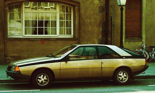 Renault Fuego1 Top 10 des voitures françaises les plus classes de lhistoire