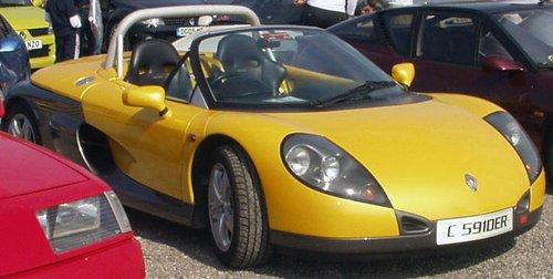 Renault Sport Spider4 Top 10 des voitures françaises les plus classes de lhistoire