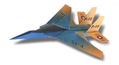 avion papier 01 Top 10 des plus beaux avions en papier à faire voler un dimanche pluvieux