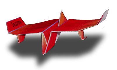 avion papier 02 Top 10 des plus beaux avions en papier à faire voler un dimanche pluvieux