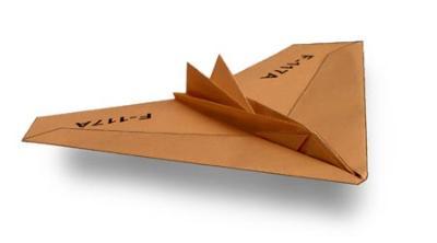 avion papier 03 Top 10 des plus beaux avions en papier à faire voler un dimanche pluvieux