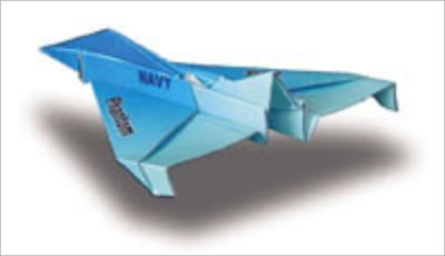 avion papier 09 Top 10 des plus beaux avions en papier à faire voler un dimanche pluvieux